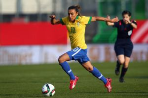 Marta, Brazil, Women's World Cup