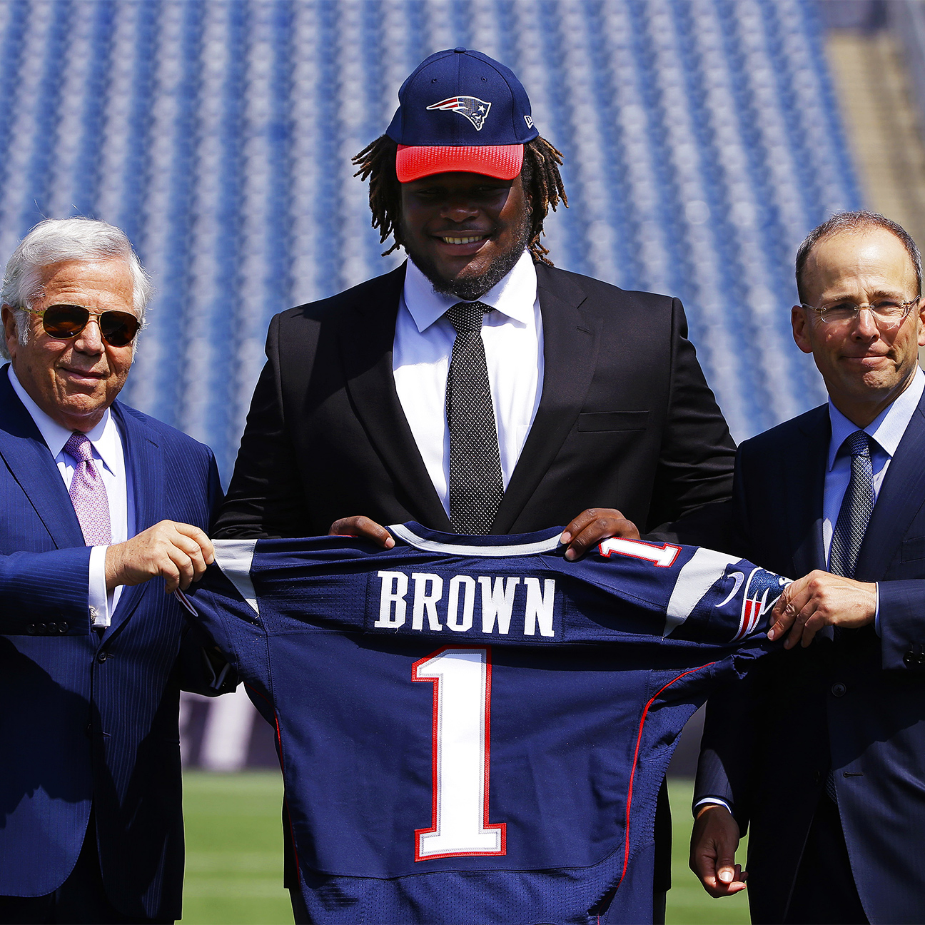 Patriots DL Malcom Brown: What we learned this week