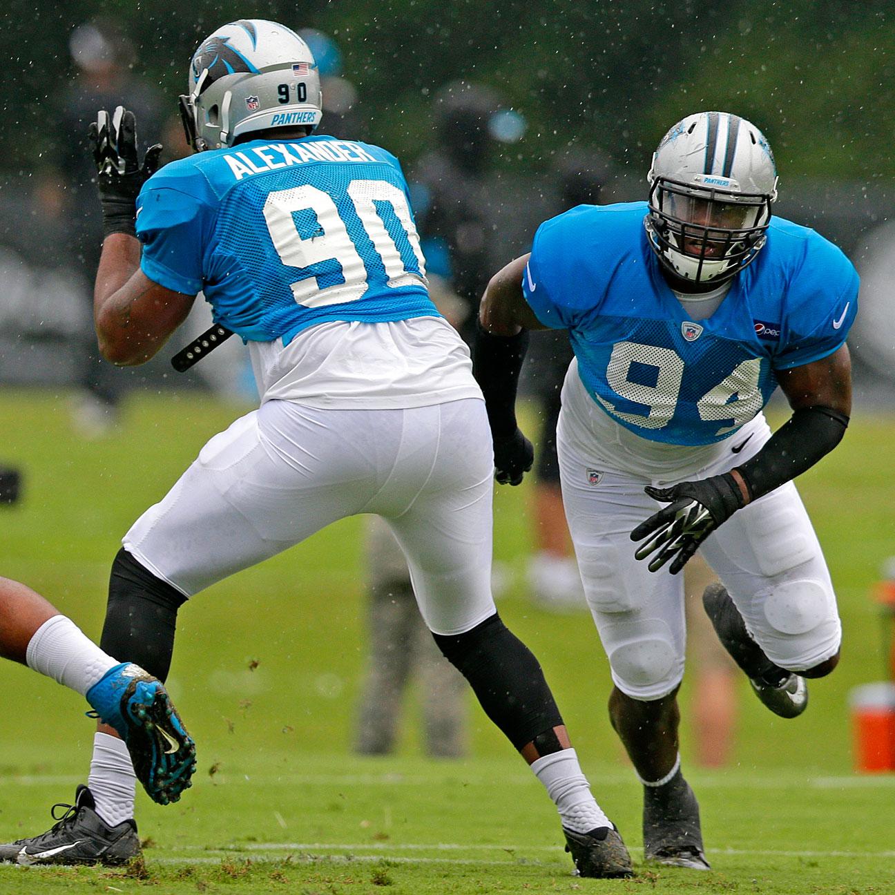 Panthers coach calls 2015 a 'make-or-break season' for Frank Al…