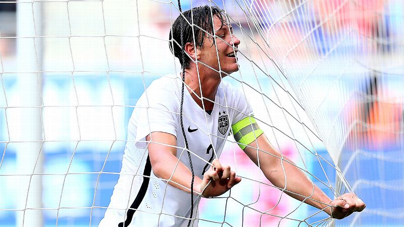 Abby Wambach, U.S. forward