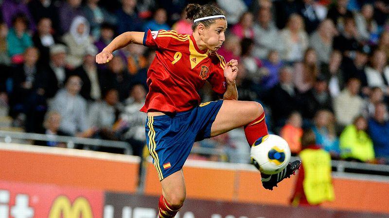 No. 3: Veronica Boquete, Spain, midfielder