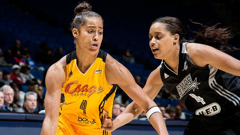 Second Team: G Skylar Diggins, Tulsa