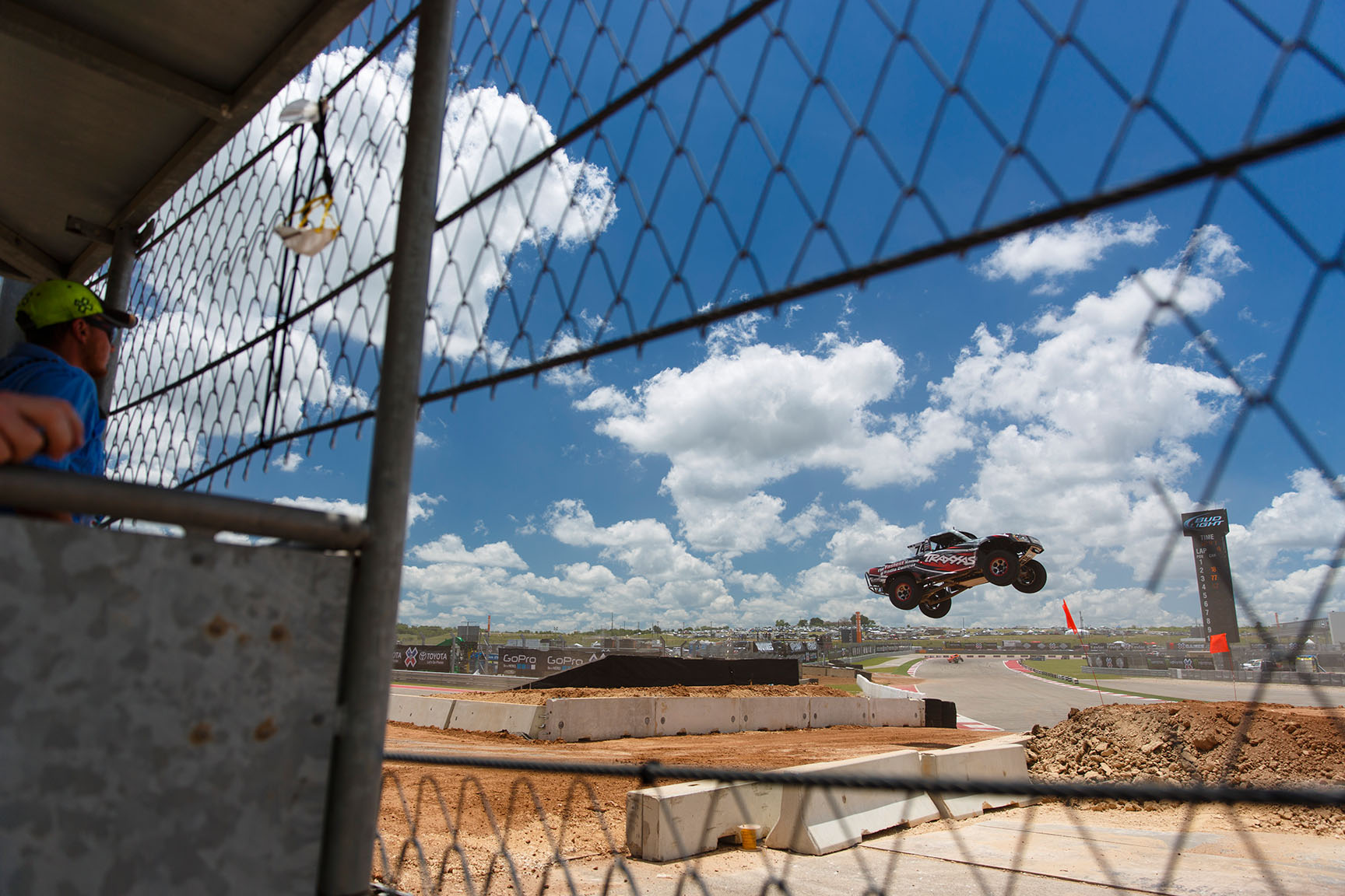When athletes from other disciplines graduate to legend status, they typically move from their respective discipline to Rally Car Racing. Off-Road Truck Racing is quickly becoming the Rally Car Racing 2.0 of X Games, with athletes from NASCAR, Moto X and more. Seventeen-year-old Sheldon Creed is an exception to the rule, and he walked away with his first X Games gold medal in Off-Road Truck racing on Sunday at X Games Austin 2015.