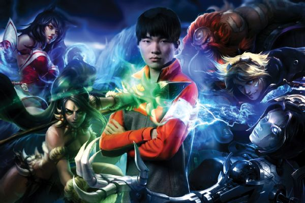 how faker came out of nowhere to become gaming s first global star - fortnite win faker