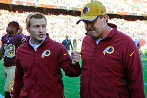 Sean McVay and Jay Gruden