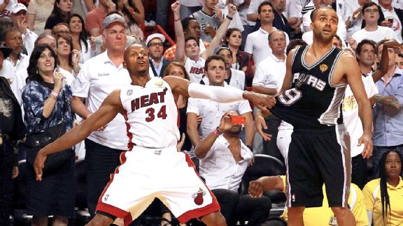 #NBArank: Best NBA Finals Games - Ray Allen rescues Miami Heat