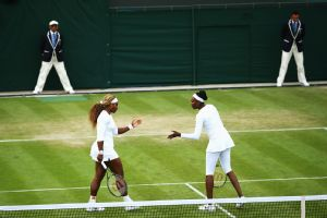 Serena Williams, Venus Williams, Wimbeldon