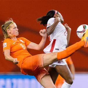 Netherlands vs. Canada