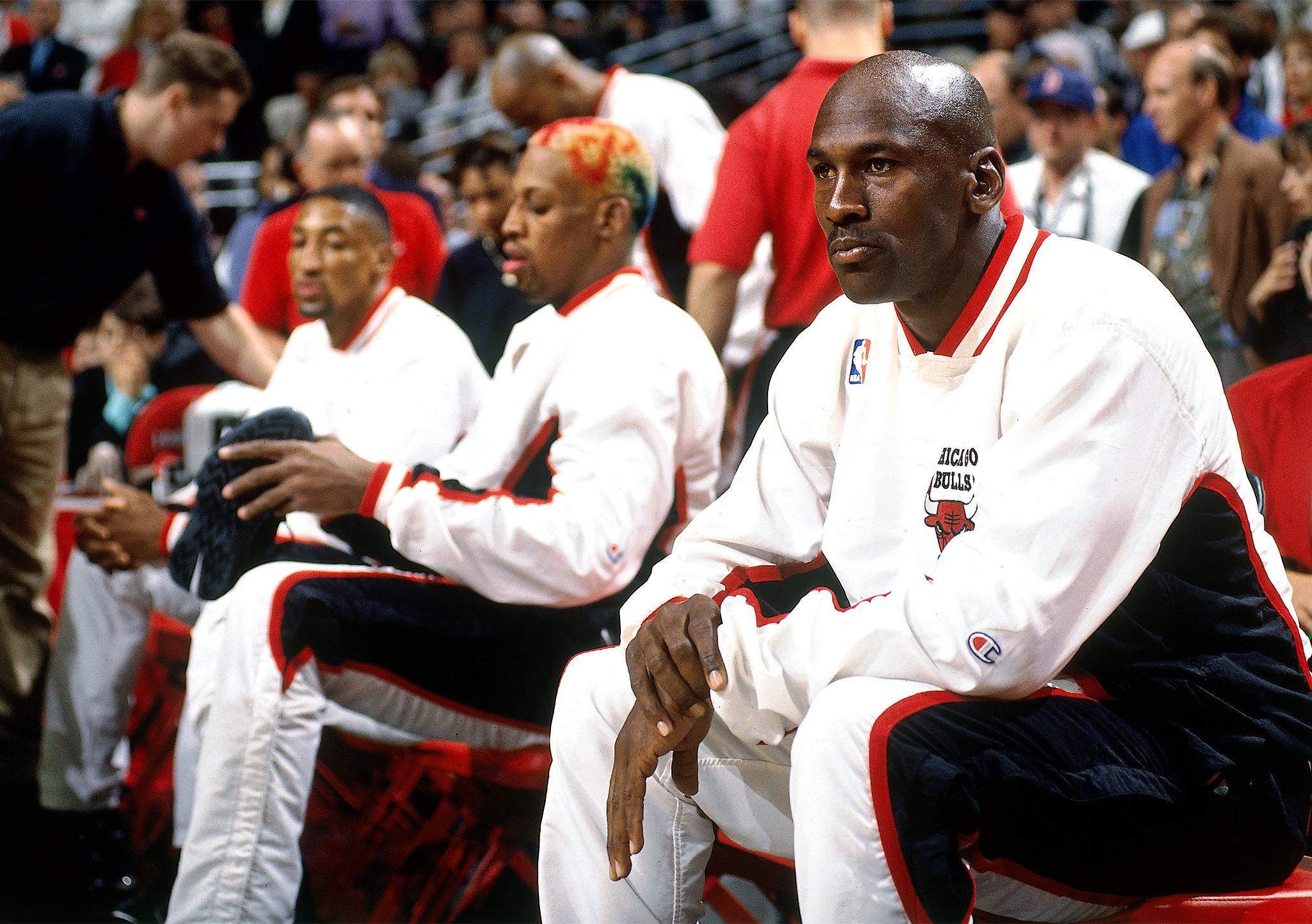 1. 1996 Chicago Bulls - Top 20 Greatest NBA Teams Ever - ESPN
