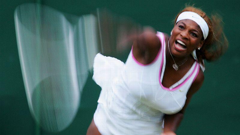 2005: Serena Stunner