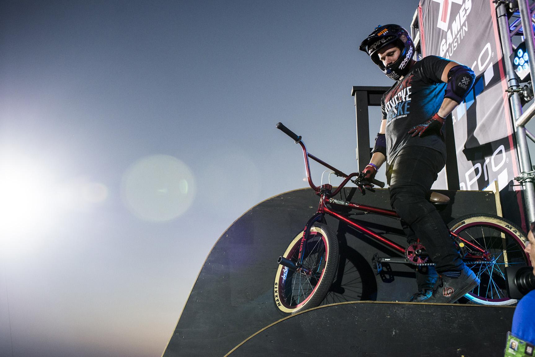 A new generation of BMX Big Air arrives