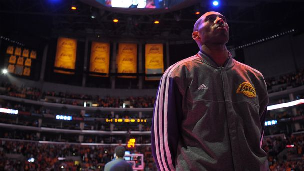 Lakers From The Outside: The Kobe issue