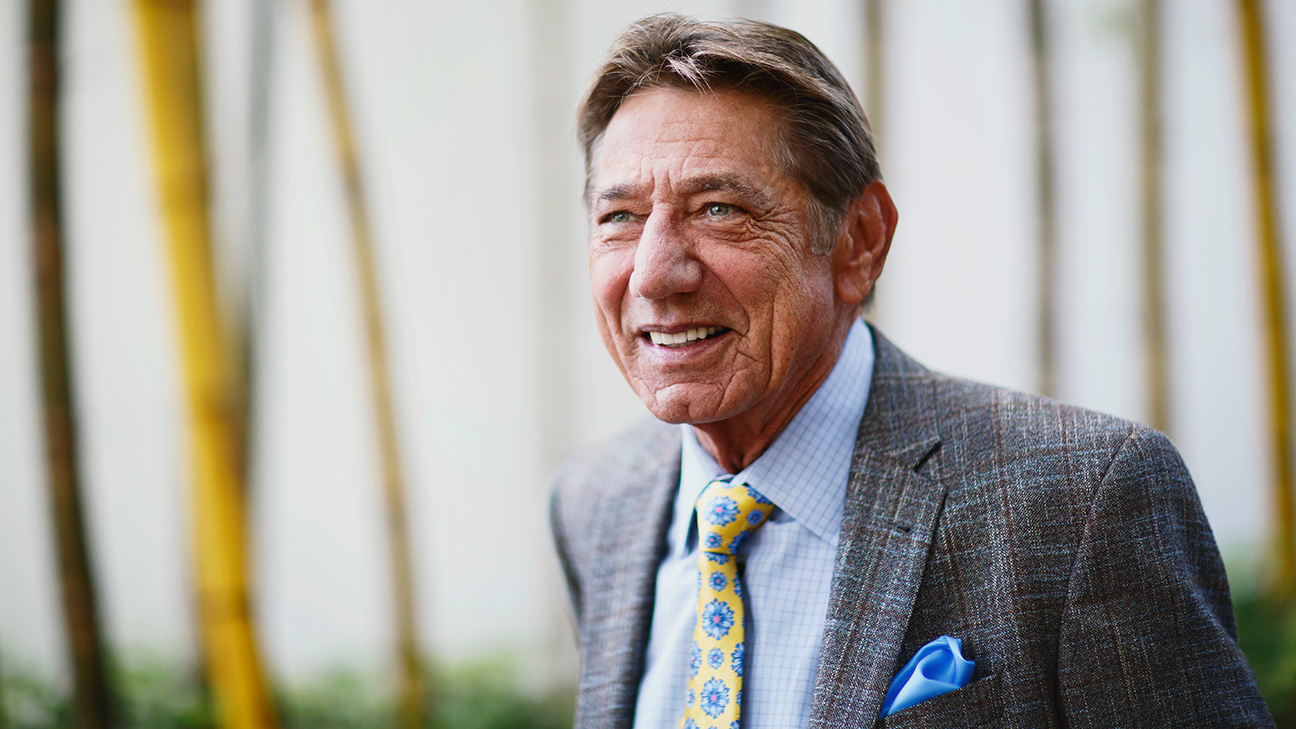 Joe Namath believes he's found the cure for brain damage caused by ...