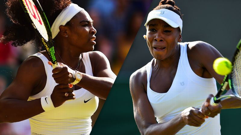 Williams Sisters: A Grand Rivalry