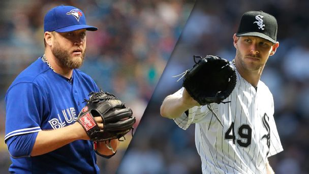 Mark Buehrle and Chris Sale