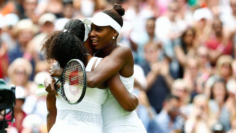 Wimbledon Williams Sisters Wow >> 13 Major Showdowns Between Serena And Venus Williams