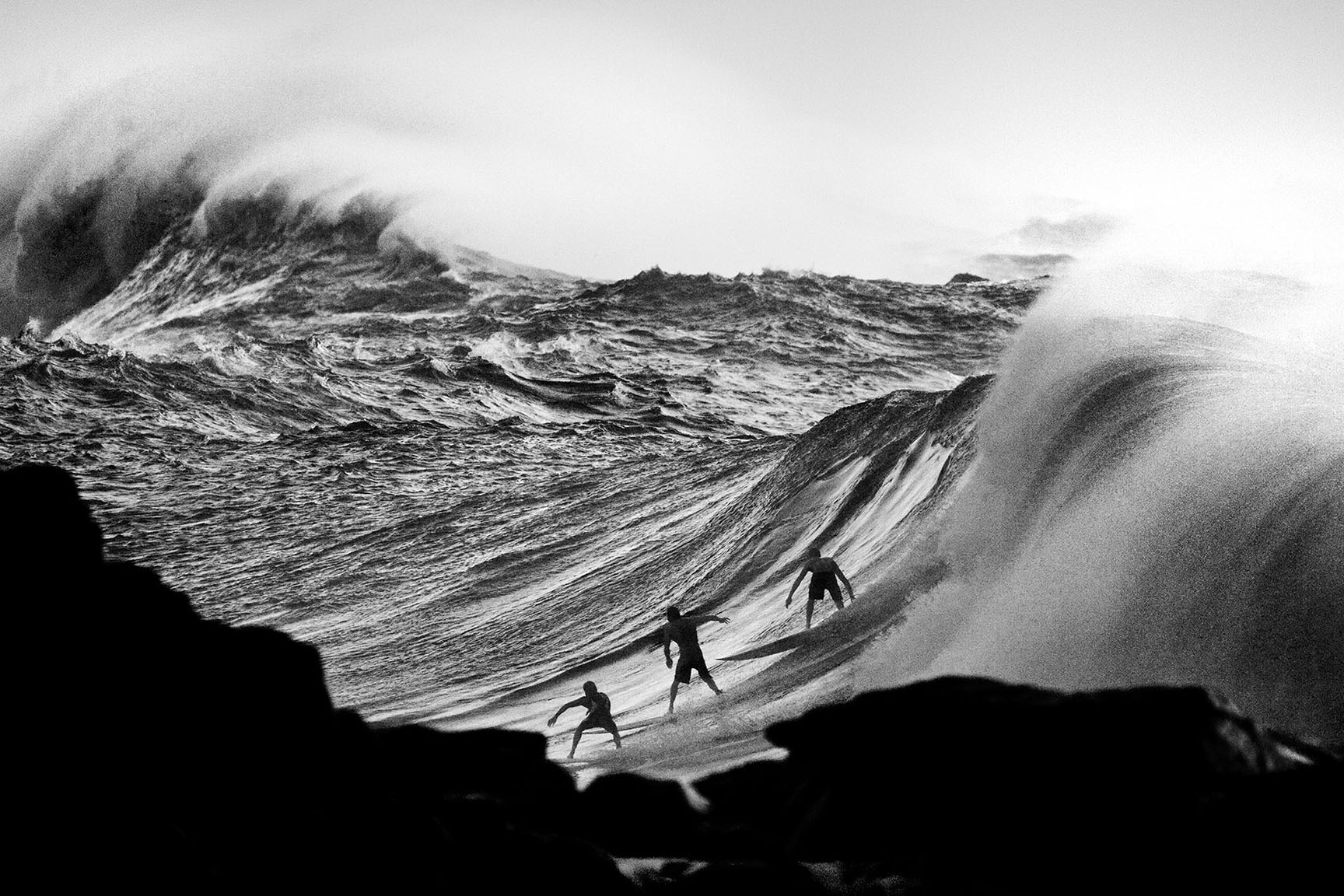 Best black and white photography in action sports x games
