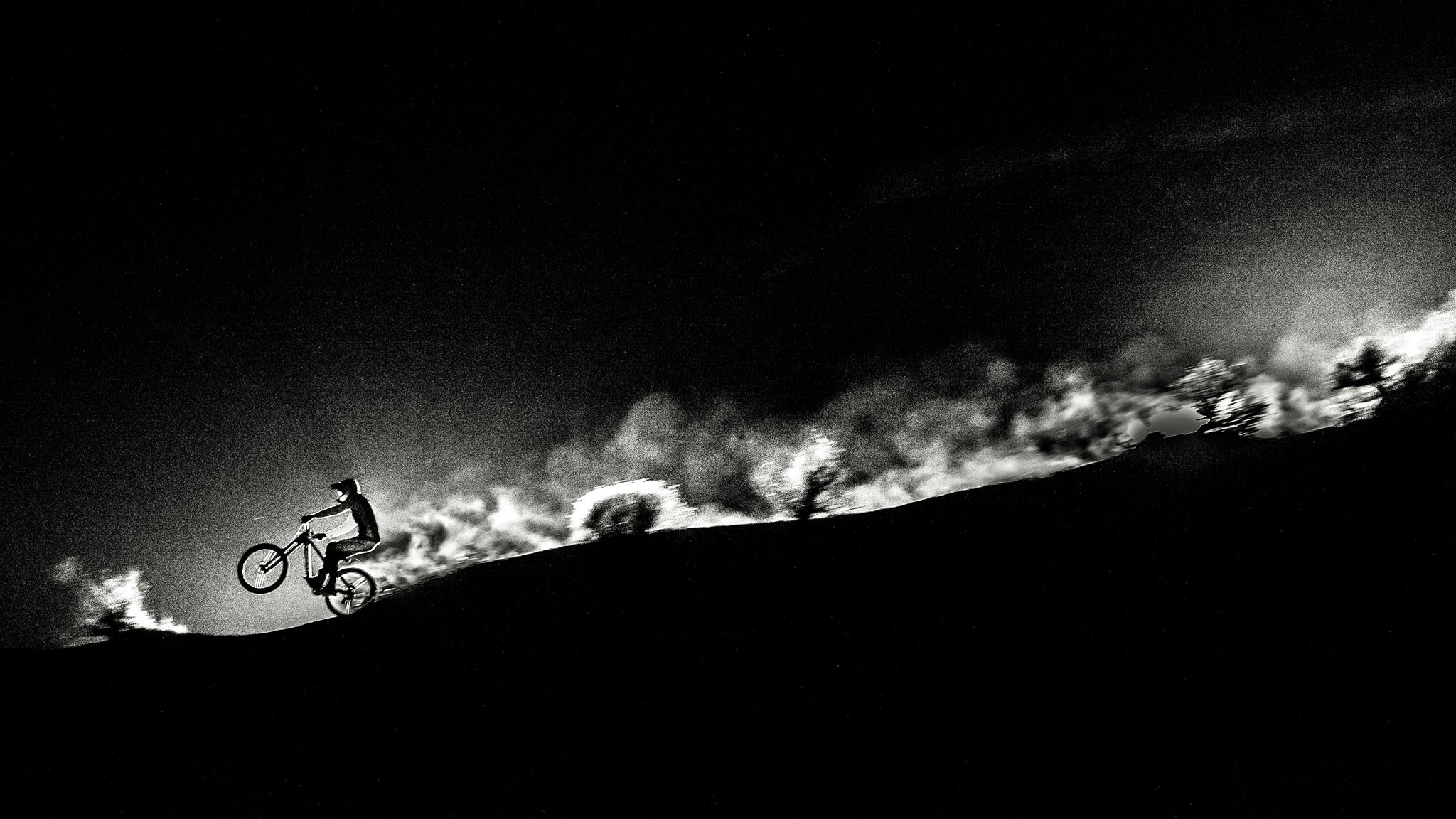 The best action sports photography, in black and white