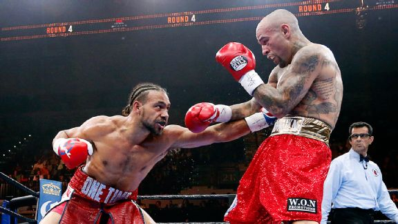 Keith Thurman, Luis Collazo