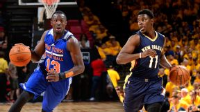 Jerian Grant and Jrue Holiday