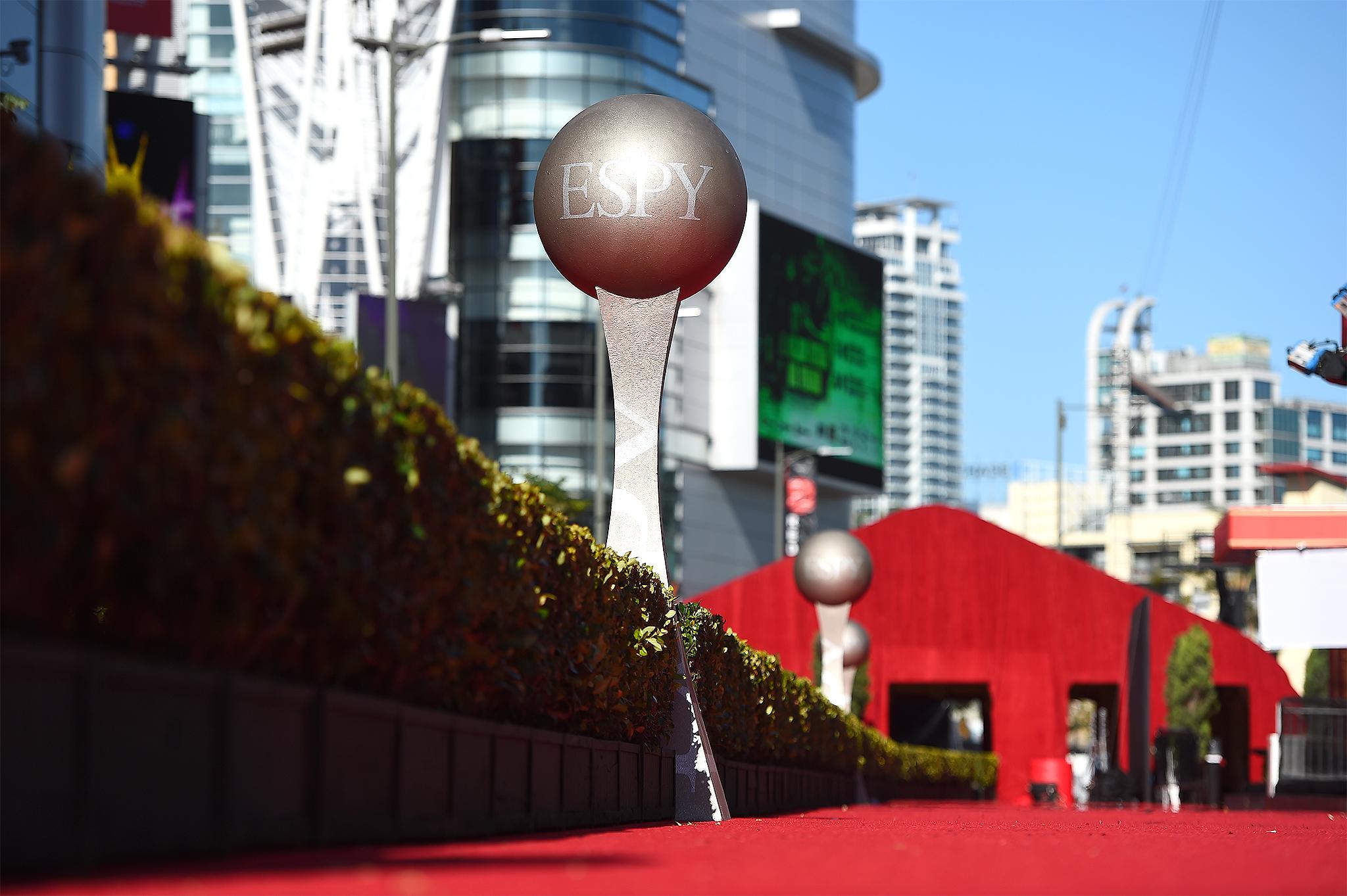ESPYS Red Carpet