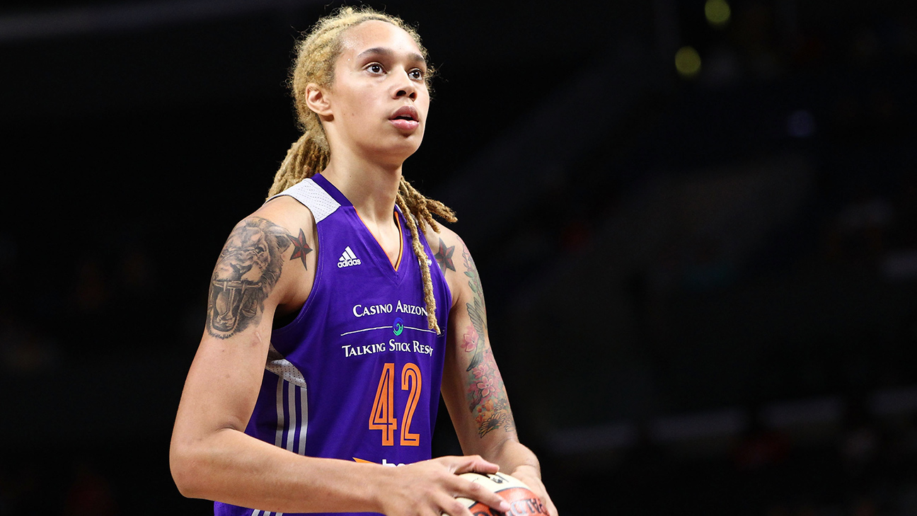 Brittney Griner claims in court documents estranged wife ... Brittney Griner
