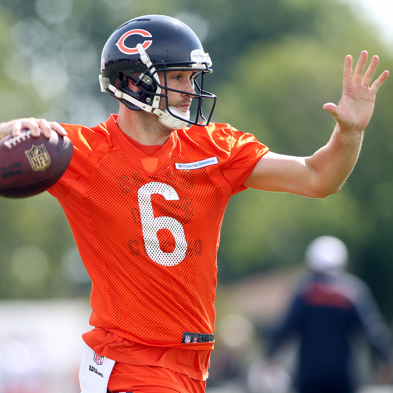 Bears' Fox mostly mum on impressions of Cutler