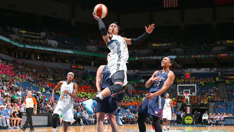Maya Moore, Minnesota Lynx, 6-0, forward