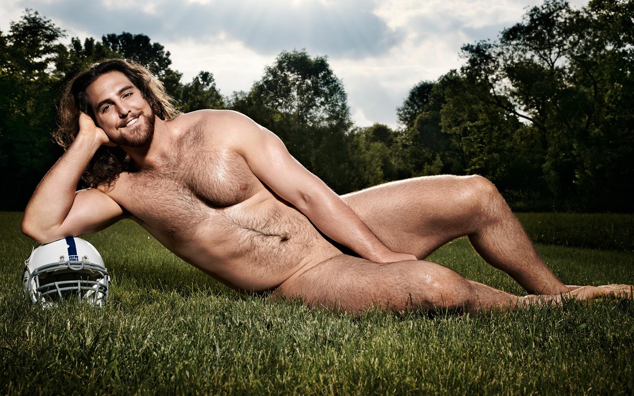 Фото спортсмены голые
