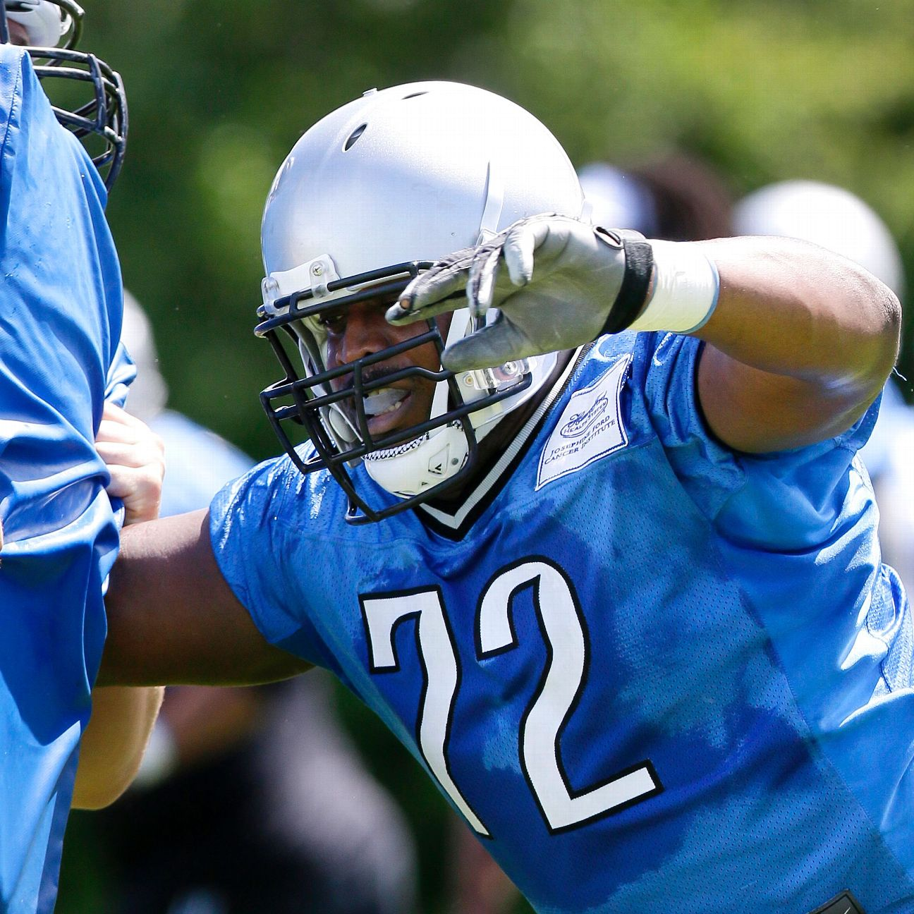 Lions first-round OL Laken Tomlinson eager for challenges