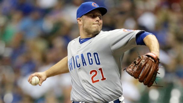 Chicago's Tommy Hunter