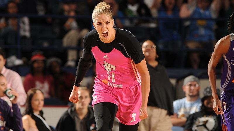 Elena Delle Donne Writes Moving Essay On Sister Lizzie For The Players ...