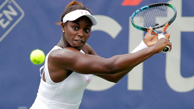 Sloane Stephens, tennis