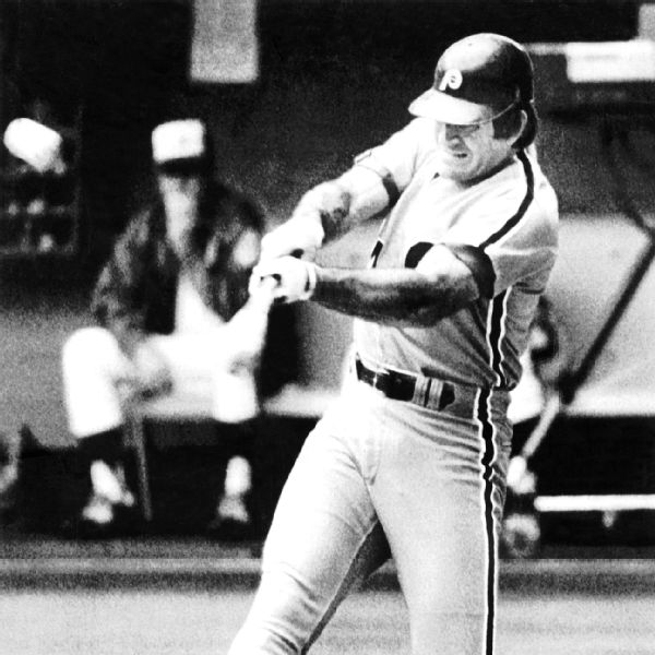 Pete Rose will not participate in Phillies Alumni Weekend