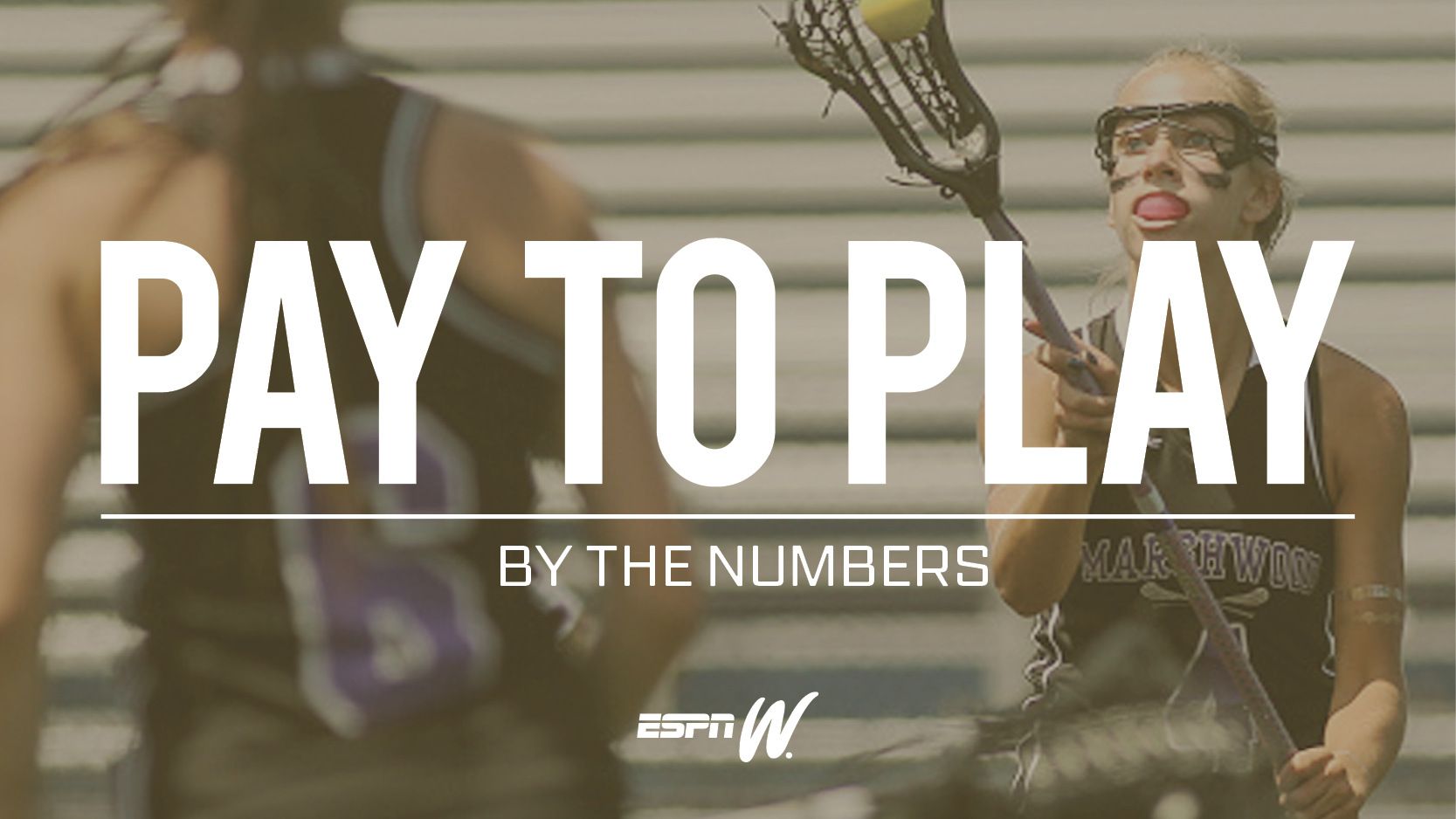 Sports Matters -By The Numbers - Pay to Play