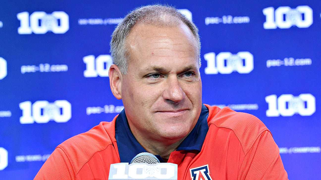Rich Rodriguez of Arizona Wildcats rips scheduling in Pac ...