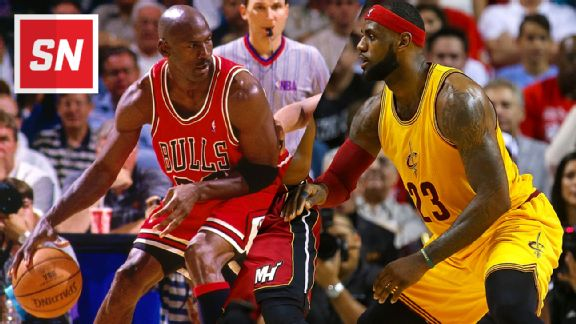 pas mal 3d7a5 992f1 LeBron James says 'I'd take myself' in a 1-on-1 game against ...