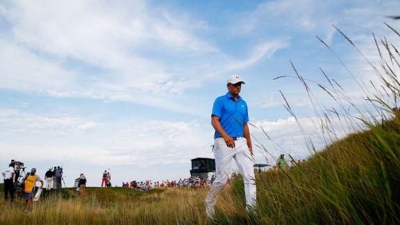 Jordan Spieth, Whistling Straits, PGA Championship