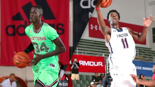 Recruiting nation basketball espn for Maker jackson