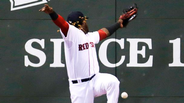 Boston's Hanley Ramirez