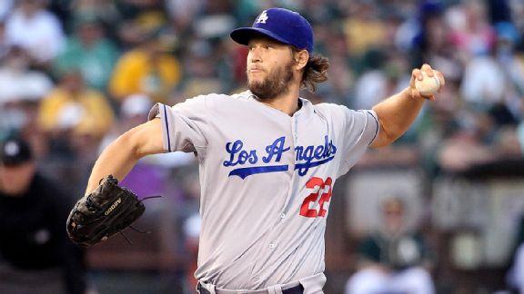 Ezra Shaw Getty Images Clayton Kershaw tiene marca de 1-5 y ERA de 5.12 en  postemporada. ¿Será el 2015 el año en el que el as de los Dodgers despunte  en ... c4d4c4550c0