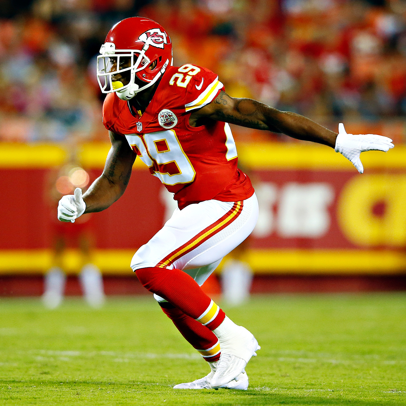 Chiefs' Black Friday shopping list includes comeback award…