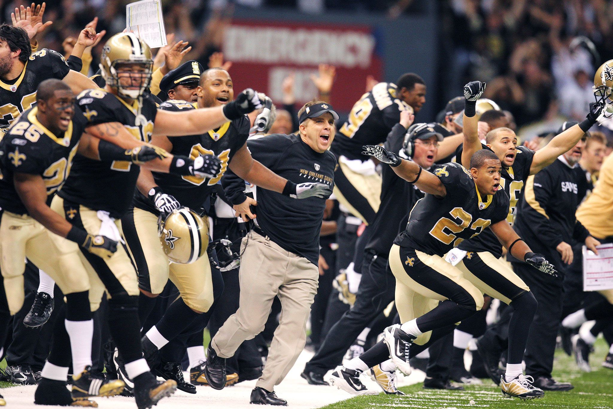 Greatest Saints game ever played ...... | Page 2 ...