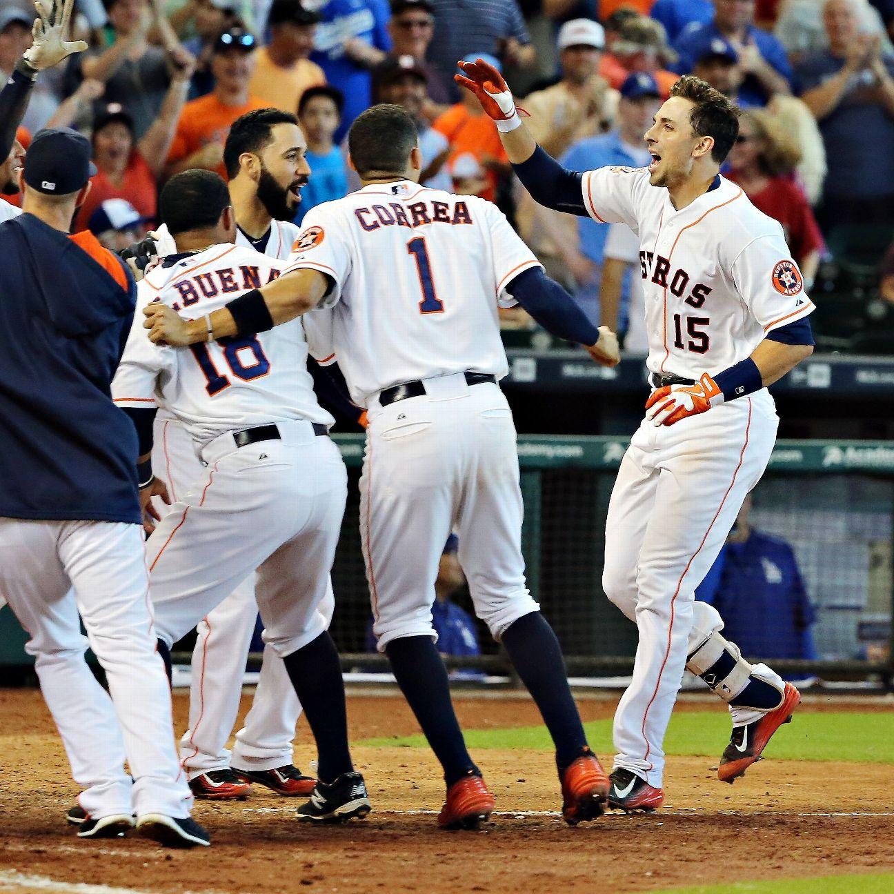 Houston Astros Ready To Lift Off On October Postseason Run