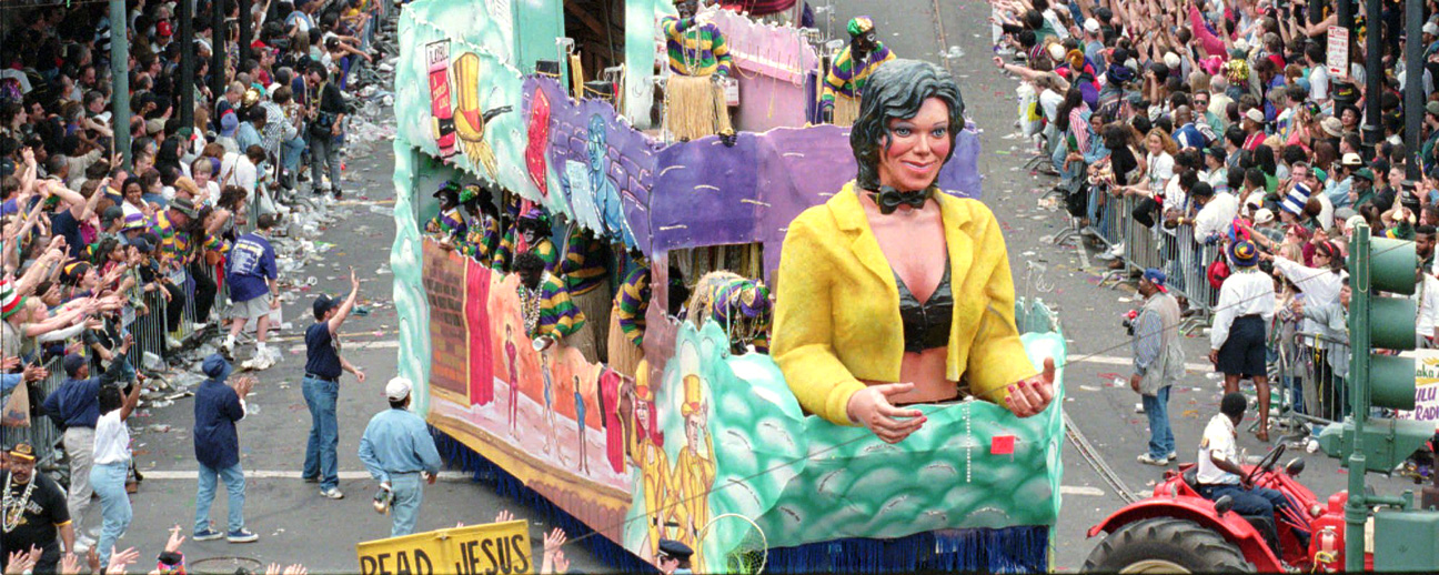 New Orleans Hurricane Katrina Mardi Gras Magazine Zulu Krewe