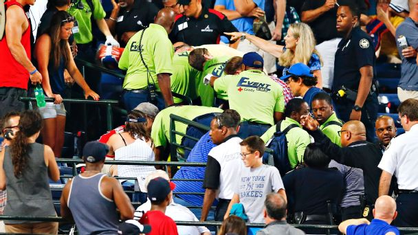 Yankees-Braves Fan Death