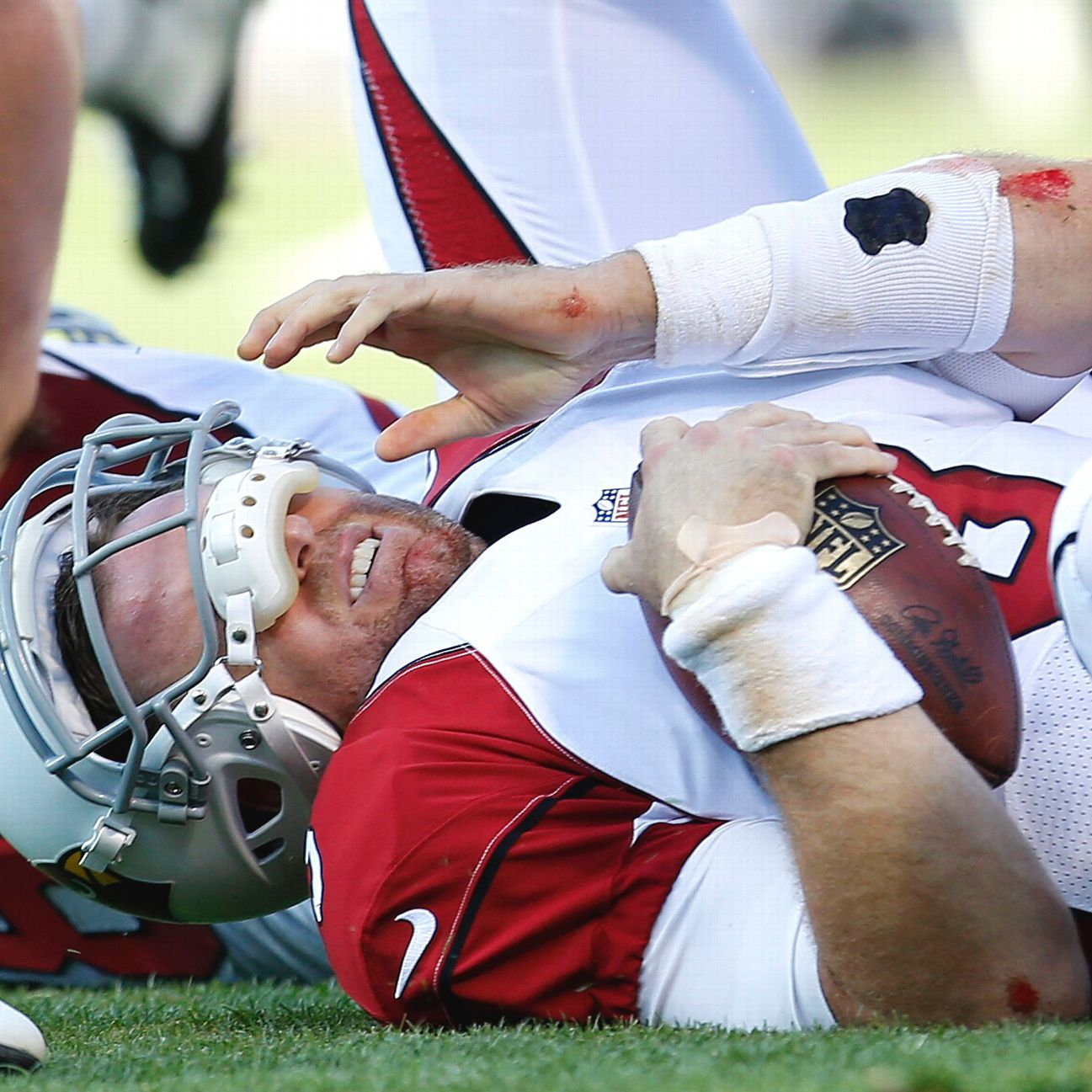 Cardinals' first-team offense can't get in sync again…