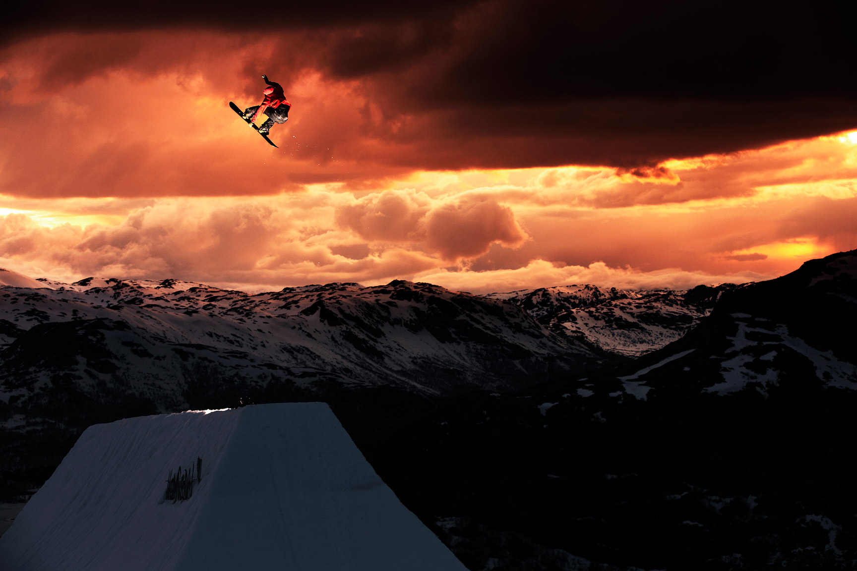 Men's Snowboard Big Air