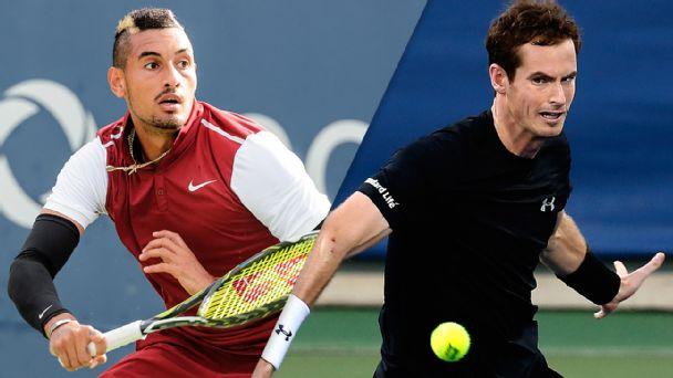 Watch live: Murray begins US Open quest