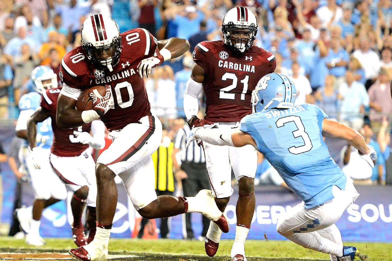 college football opening day colleges football